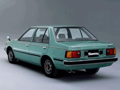 1981 Nissan Sunny ( B11 ) sedan 1.7 GLD 2
