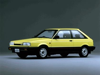 1985 Nissan Sunny ( B12 ) hatchback 305 Re 1