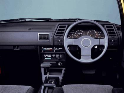 1985 Nissan Sunny ( B12 ) hatchback 305 Re 4
