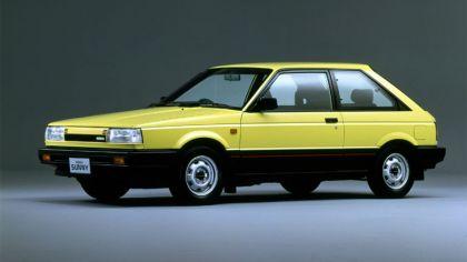 1985 Nissan Sunny ( B12 ) hatchback 305 Re 8