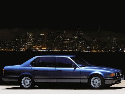 1987 BMW 750iL ( E32 ) - UK version 4
