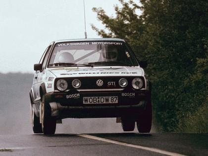 1987 Volkswagen Golf ( II ) GTI 16v rally car 2