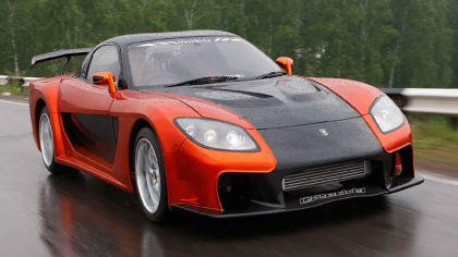 1991 Mazda RX-7 ( FD ) Fortune by Veilside 7