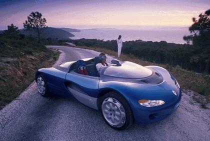 1990 Renault Roadster Laguna concept 2