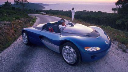 1990 Renault Roadster Laguna concept 8