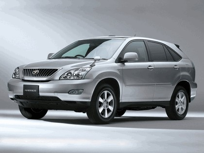 2003 Toyota Harrier 2