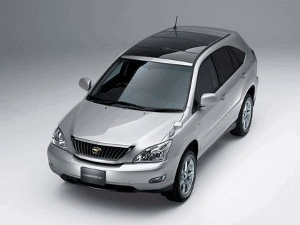 2003 Toyota Harrier 3