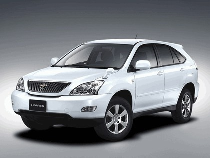 2003 Toyota Harrier 5