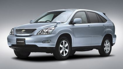 2003 Toyota Harrier 1