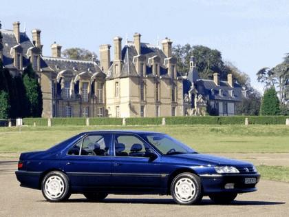 1989 Peugeot 605 1