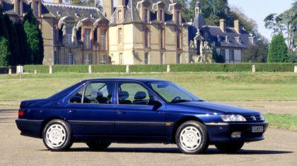 1989 Peugeot 605 7