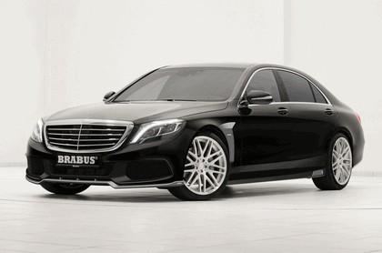 2013 Mercedes-Benz S-klasse ( W222 ) by Brabus 1