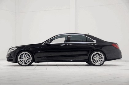 2013 Mercedes-Benz S-klasse ( W222 ) by Brabus 2