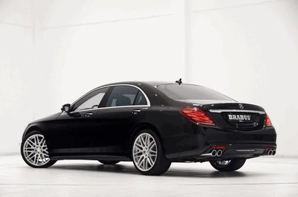 2013 Mercedes-Benz S-klasse ( W222 ) by Brabus 3