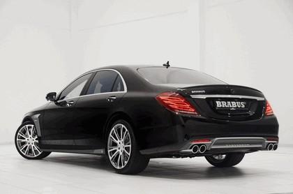 2013 Mercedes-Benz S-klasse ( W222 ) by Brabus 4