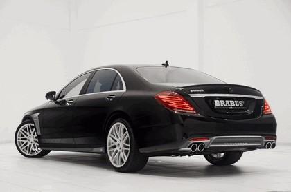 2013 Mercedes-Benz S-klasse ( W222 ) by Brabus 5