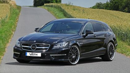 2013 Vaeth V63 ( based on Mercedes-Benz CLS 63 AMG Shooting Brake X218 ) 2