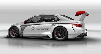 2014 Citroen C-Élysée WTCC - sketches 2