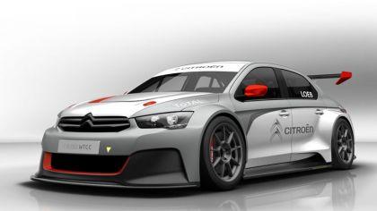2014 Citroën C-Élysée WTCC - sketches 3
