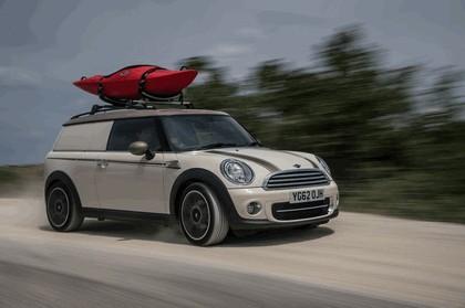 2013 Mini Clubvan Cooper Camper 8