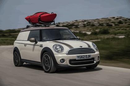 2013 Mini Clubvan Cooper Camper 9