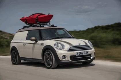 2013 Mini Clubvan Cooper Camper 10