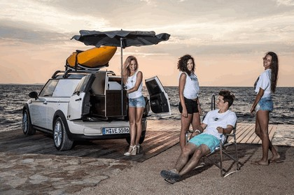 2013 Mini Clubvan Cooper Camper 20