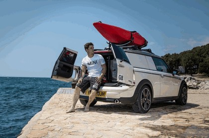 2013 Mini Clubvan Cooper Camper 49