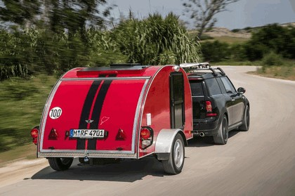 2013 Mini Clubman Cowley Caravan 4