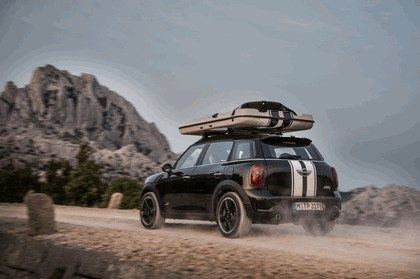 2013 Mini Countryman Cooper S ALL4 Camp 12
