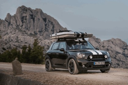 2013 Mini Countryman Cooper S ALL4 Camp 13