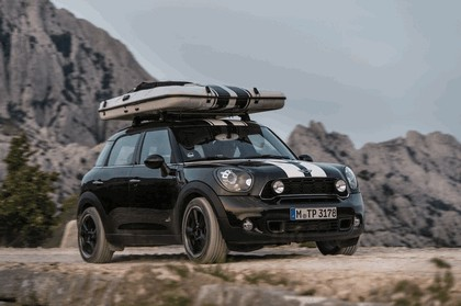 2013 Mini Countryman Cooper S ALL4 Camp 15