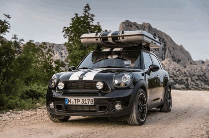 2013 Mini Countryman Cooper S ALL4 Camp 17