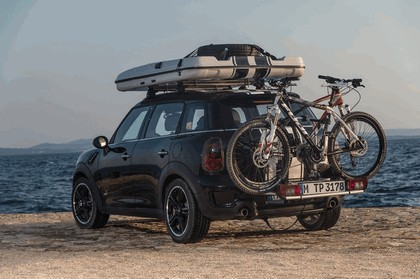 2013 Mini Countryman Cooper S ALL4 Camp 19