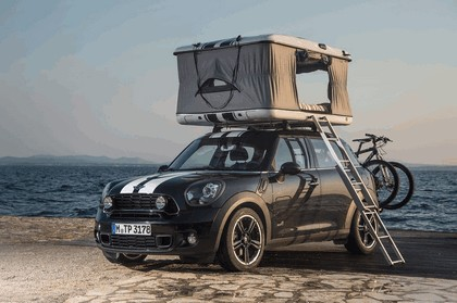 2013 Mini Countryman Cooper S ALL4 Camp 24