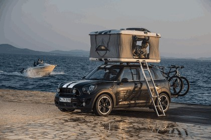 2013 Mini Countryman Cooper S ALL4 Camp 26