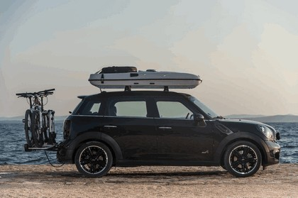 2013 Mini Countryman Cooper S ALL4 Camp 28