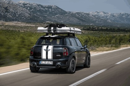2013 Mini Countryman Cooper S ALL4 Camp 31