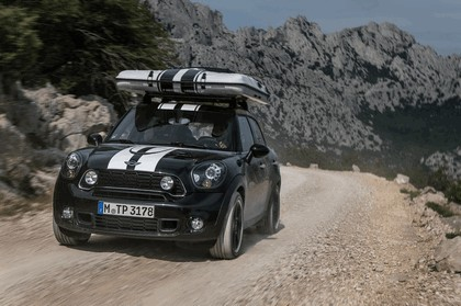 2013 Mini Countryman Cooper S ALL4 Camp 33