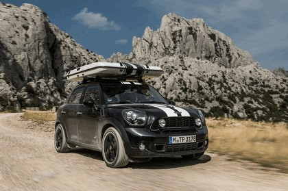 2013 Mini Countryman Cooper S ALL4 Camp 34