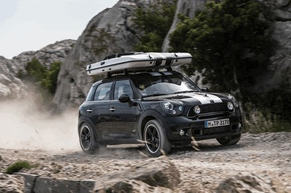 2013 Mini Countryman Cooper S ALL4 Camp 37