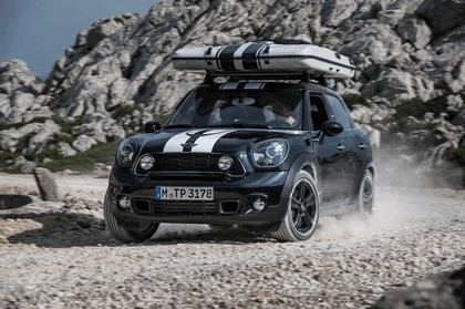 2013 Mini Countryman Cooper S ALL4 Camp 38