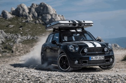 2013 Mini Countryman Cooper S ALL4 Camp 40