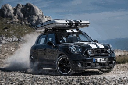 2013 Mini Countryman Cooper S ALL4 Camp 41