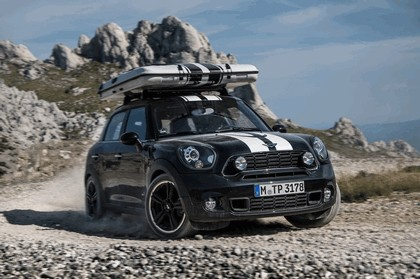 2013 Mini Countryman Cooper S ALL4 Camp 42
