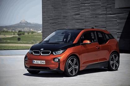 2013 BMW i3 8