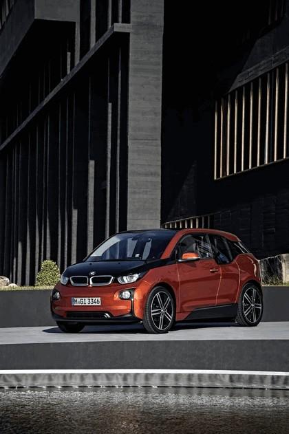 2013 BMW i3 11