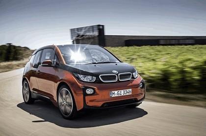 2013 BMW i3 21