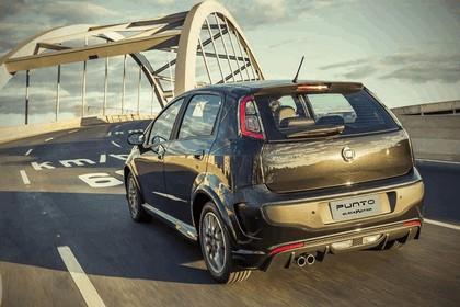 2013 Fiat Punto BlackMotion - Brazil version 6