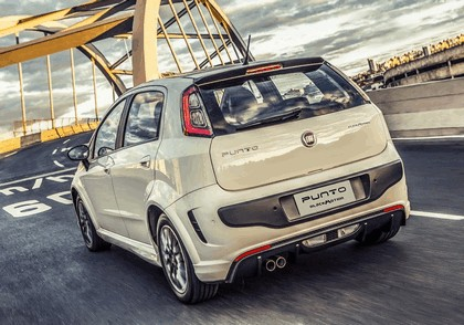 2013 Fiat Punto BlackMotion - Brazil version 10